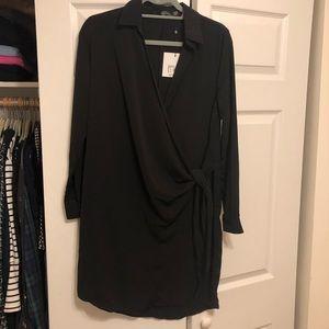 NWT Missguided Wrap Dress